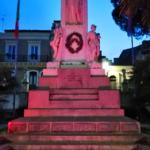 """Paternò, giornata dell'epilessia. Kiwanis """"accende"""" monumento Caduti"""