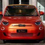 Nasce la Nuova 500, prima vettura di Fca full electric