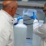Catania, virus. L'Università produrrà disinfettante per la Protezione civile