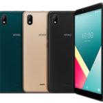 Wiko svela uno smartphone che costa meno di 100 euro