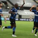 Europa League: 5-0 allo Shakhtar, Inter in finale