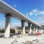 """Genova, tutto pronto per il nuovo ponte """"San Giorgio"""""""