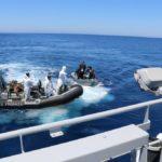 Migranti: 8 sbarchi con 200 persone a Lampedusa