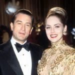 """Sharon Stone: """"Robert De Niro attore che bacia meglio"""""""