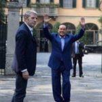Elezioni, Berlusconi ha votato in quarantena da residenza di Arcore