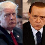 """La solidarietà dei leader a Trump. Berlusconi: """"Coraggio"""""""