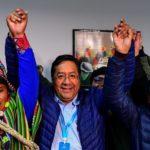 Luis Arce è il nuovo presidente della Bolivia
