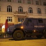 In Austria sei arresti per l'attentato di Vienna