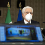 """Mattarella all'ANCI: """"E ora porre le basi per la ripartenza dell'Italia"""""""