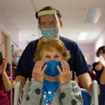 Covid: Somministrato il primo vaccino in Gran Bretagna oggi all'alba