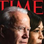 Joe Biden e Kamala Harris persone dell'anno per giornale TIME