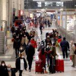 Sold out treni Milano-Napoli per i viaggi delle feste natalizie