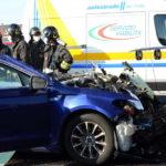 Con il Covid crollo record di incidenti stradali, vittime e feriti