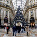 Covid: oggi in Italia 16.308 positivi e 553 vittime