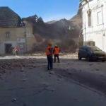 Croazia, forte terremoto. Crollato un ospedale e un asilo