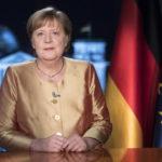 "Merkel: ""La storica crisi del Coronavirus si estenderà al 2021"""