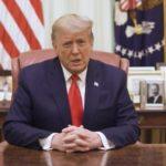 Usa. Trump sotto impeachment, in un video condanna violenze