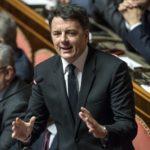 """Governo: Renzi: """"Non credo che Conte avrà la maggioranza"""""""