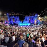 """Il """"Taormina Film Fest 2021"""" al Teatro Antico dal 27 giugno"""