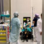 Oltre 100mila vaccinati in Italia. La lentezza preoccupa il Governo
