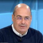 """Zingaretti: """"Pd unito sul sostegno a Draghi con le nostre idee"""""""