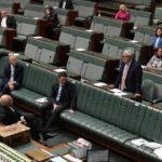 Stuprata in una stanza del Parlamento, shock in Australia