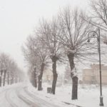Maltempo, neve e gelo in tutta Italia. Allerta meteo in tre Regioni