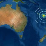 Terremoto 7.7 in Nuova Caledonia e Loyauté, confermato tsunami