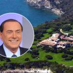 """Berlusconi, perizia su Villa Certosa in Sardegna: """"Vale 259 milioni"""""""