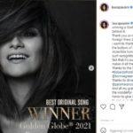 Golden Globe 2021, premiata Laura Pausini. Orgoglio italiano