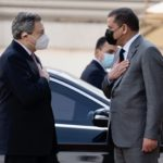 """Draghi in Libia: """"Momento per ricostruire amicizia tra i due Paesi"""""""