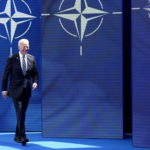 """Nato: """"Cyber-minacce sempre più frequenti"""". Draghi: """"Alleanza più forte della storia"""""""