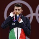 Tokyo 2020, Dell'Aquila oro nel Taekwondo 58 kg