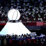 Tokyo 2020: cerimonia di chiusura con Marcell Jacobs portabandiera Italia