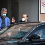 Berlusconi ancora al San Raffaele, è già stato dimesso